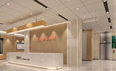 重庆江北黄泥磅医院 走廊