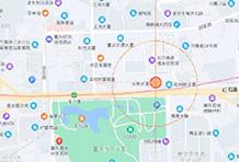重庆江北黄泥磅医院地图